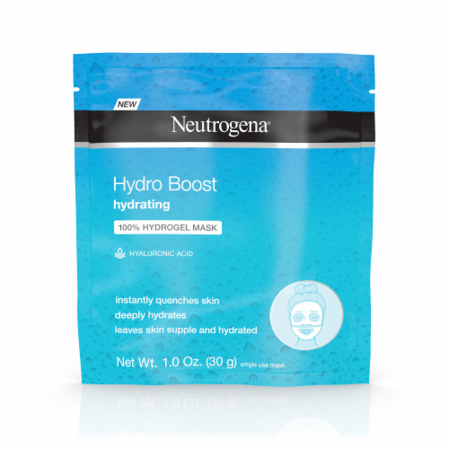 Neutrogena Hydro Boost Hydrating Gel Mask Perspective: front