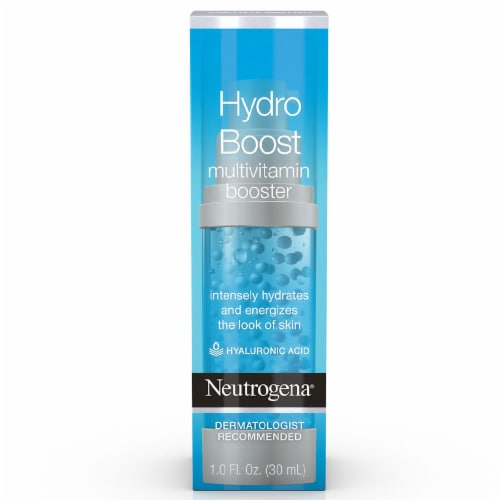 Neutrogena Hydro Boost Multivitamin Booster Perspective: front