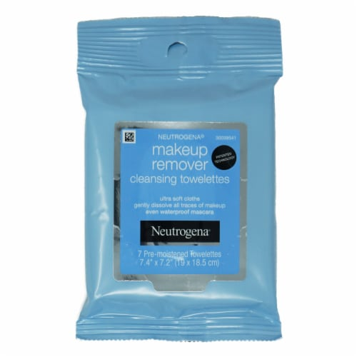 Neutrogena Make-up Remover Cleansing Towelettes Perspective: front