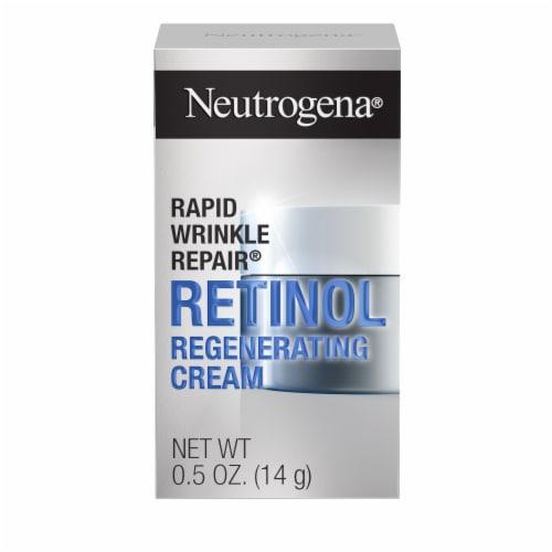 Neutrogena Rapid Wrinkle Repair Regenerating Retinol Cream Perspective: front