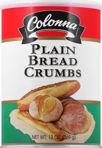 Colonna Plain Bread Crumbs Perspective: front