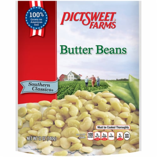 PictSweet Farms Southern Classics Butter Beans Perspective: front