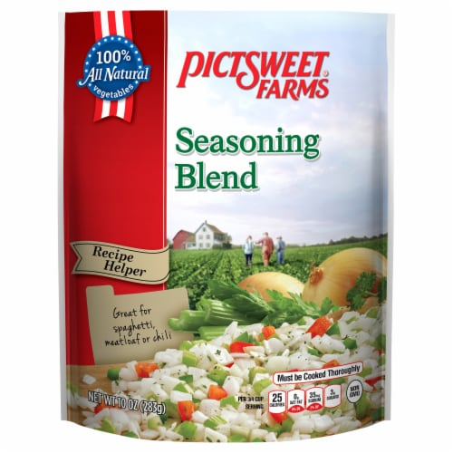 PictSweet Farms Recipe Helper Seasoning Blend Perspective: front