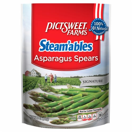 PictSweet Farms Steam'ables Asparagus Spears Perspective: front