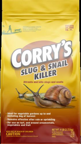 Corry's Slug & Snail Killer Perspective: front