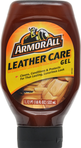 Armor All® Leather Care Gel Perspective: front