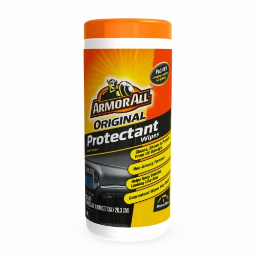 Armor All® Original Protectant Wipes Perspective: front