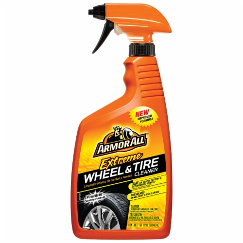 Armor All® Wheel & Tire Cleaner Perspective: front