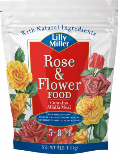 Lilly Miller Rose & Flower Food Perspective: front