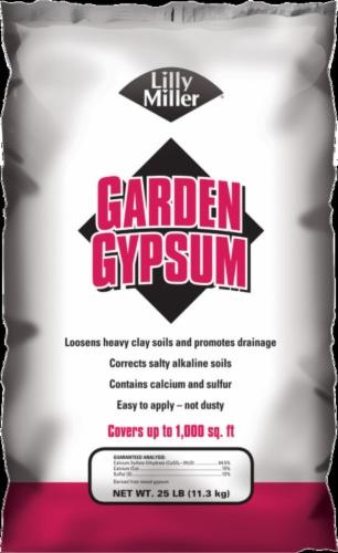 Lilly Miller Garden Gypsum Perspective: front