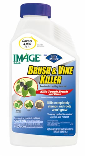 Lilly Miller Image Brush and Vine Killer Perspective: front
