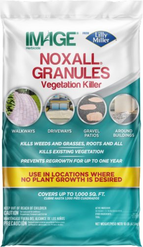 Lilly Miller Image Noxall Vegetation Killer Granules Perspective: front