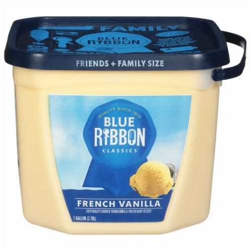 Blue Ribbon Classics French Vanilla Ice Cream Perspective: front