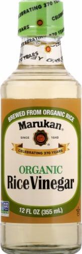 Marukan Organic Rice Vinegar Perspective: front