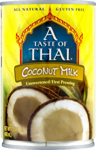 A Taste of Thai Coconut Milk Perspective: front