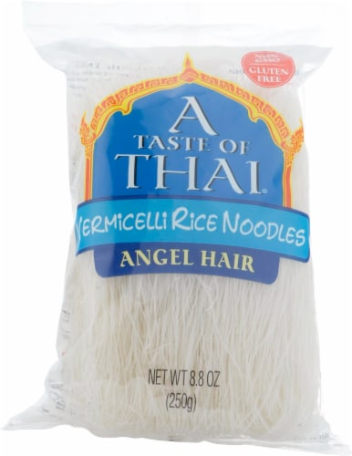 Taste of Thai Vermicelli Rice Noodles Perspective: front