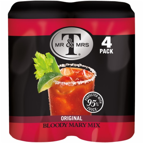 Mr & Mrs T Original Bloody Mary Mix Perspective: front