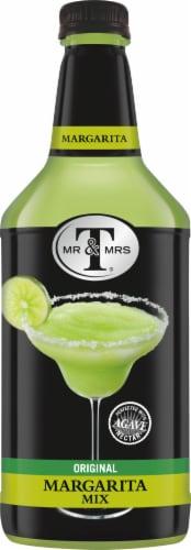 Mr & Mrs T Original Margarita Mix Perspective: front