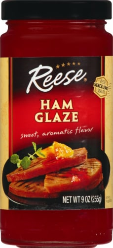 Reese Ham Glaze Perspective: front