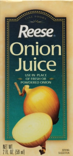Reese Onion Juice Perspective: front