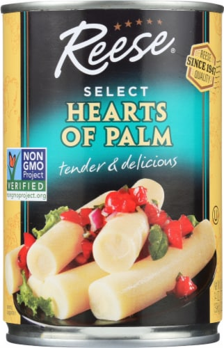 Reese Hearts of Palm Perspective: front
