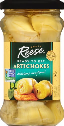 Reese Cocktail Artichokes Perspective: front