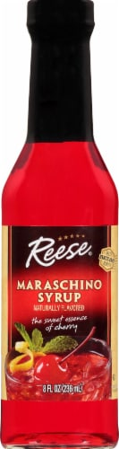 Reese Maraschino Syrup Perspective: front