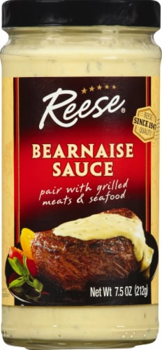 Reese Bearnaise Sauce Perspective: front