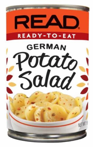 Read German Potato Salad Perspective: front