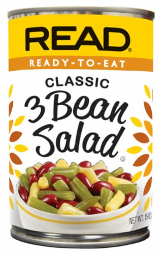 Read Three Bean Salad Perspective: front