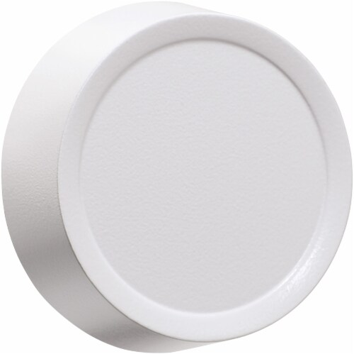 Amerelle Dimmer Knob - White Perspective: front