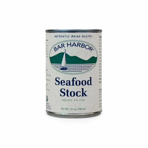 Bar Harbor® Seafood Stock Perspective: front