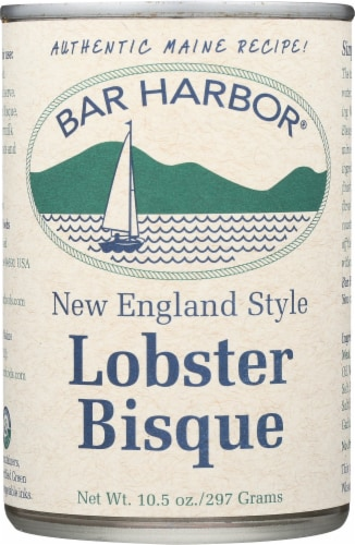 Bar Harbor Semi-Condensed Lobster Bisque Perspective: front