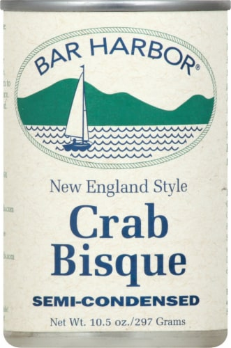 Bar Harbor New England Style Crab Bisque Perspective: front