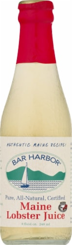Bar Harbor Maine Lobster Juice Perspective: front