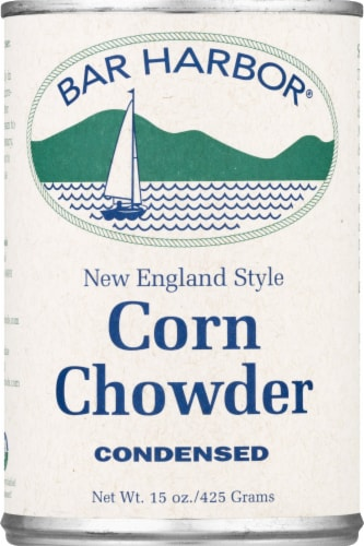 Bar Harbor New England Style Corn Chowder Perspective: front