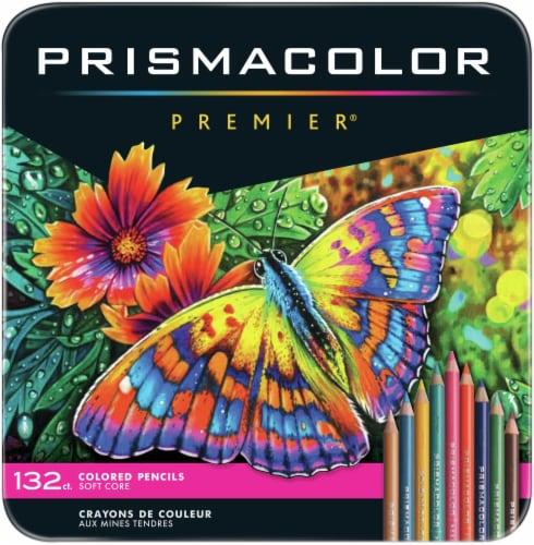 Prismacolor Pencil,Colr Prem132st,Ast 4484 Perspective: front