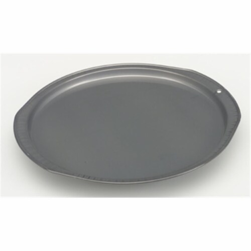 Range Kleen B04PZ 12'' Round Pizza Pan Perspective: front