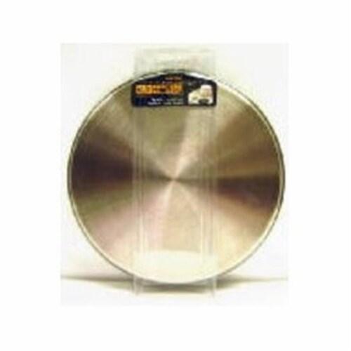 Range Kleen 550-4 Stainless Steel Burner Kovers- Set Of 4 Perspective: front
