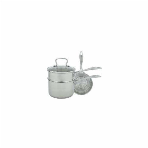 Range Kleen 4 Pc Mulit Sauce Pan Perspective: front