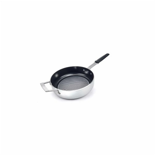 Range Kleen 11.5 in. Pro Protection Base Saute Pan Perspective: front