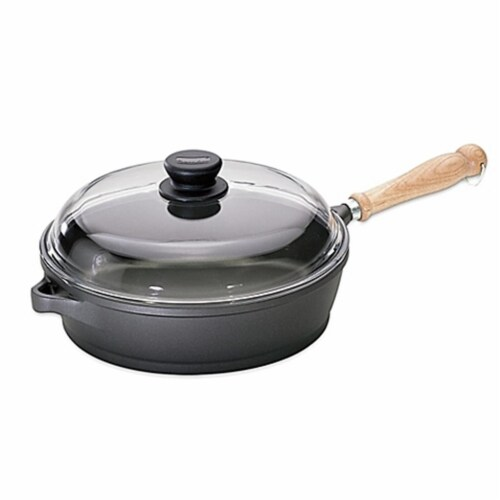 Range Kleen 11.5 in. Vario Click Pearl Induction Saute Pan Perspective: front