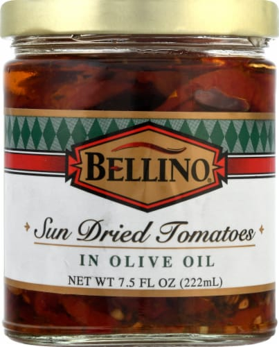 Bellino Sun Dried Tomatoes Perspective: front