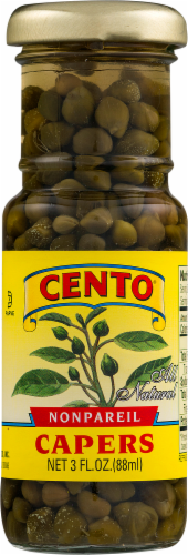 Cento Nonpareil Capers Perspective: front