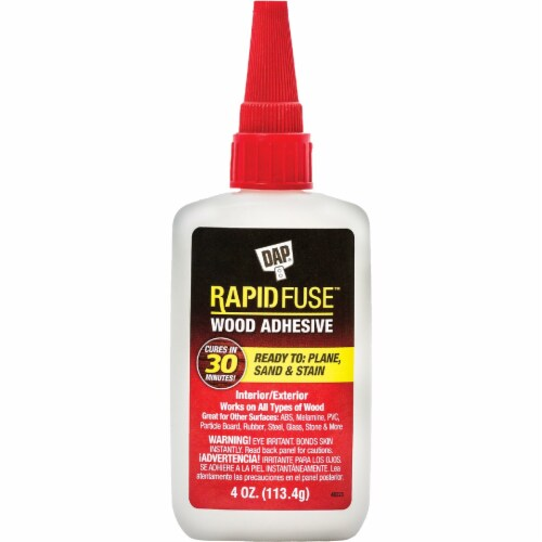 DAP® Rapid Fuse™ Wood Adhesive Perspective: front
