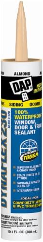 DAP® Dynaflex 230® Window and Door Sealant - Almond Perspective: front
