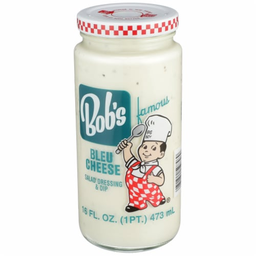 Bob's Blue Cheese Dressing Perspective: front