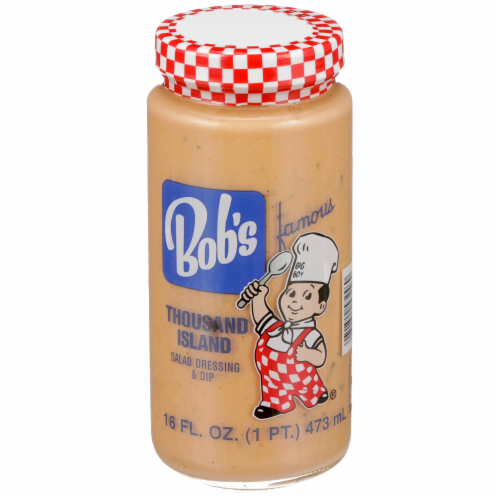 Bob's Big Boy Thousand Island Dressing Perspective: front