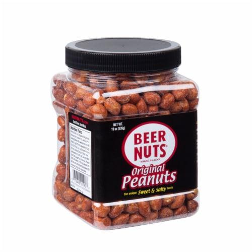 Beer Nuts Original Peanuts Perspective: front