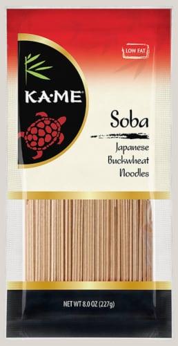KA-ME Buckwheat Noodles Perspective: front